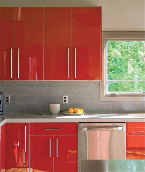 Kitchen Cabinet Design Ideas Photos by The New Shining Star Of The Kitchen Is High Gloss Cabinetry