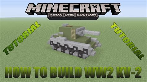construct 2 free edition tutorial minecraft xbox edition tutorial how to build ww2 kv 2