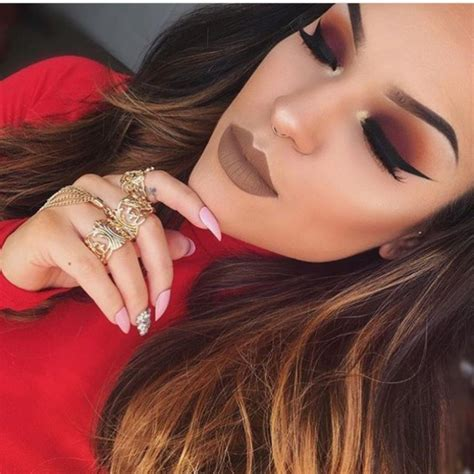 Lipstik Make Lip Matte make up lipstick matte lipstick matte matte nail