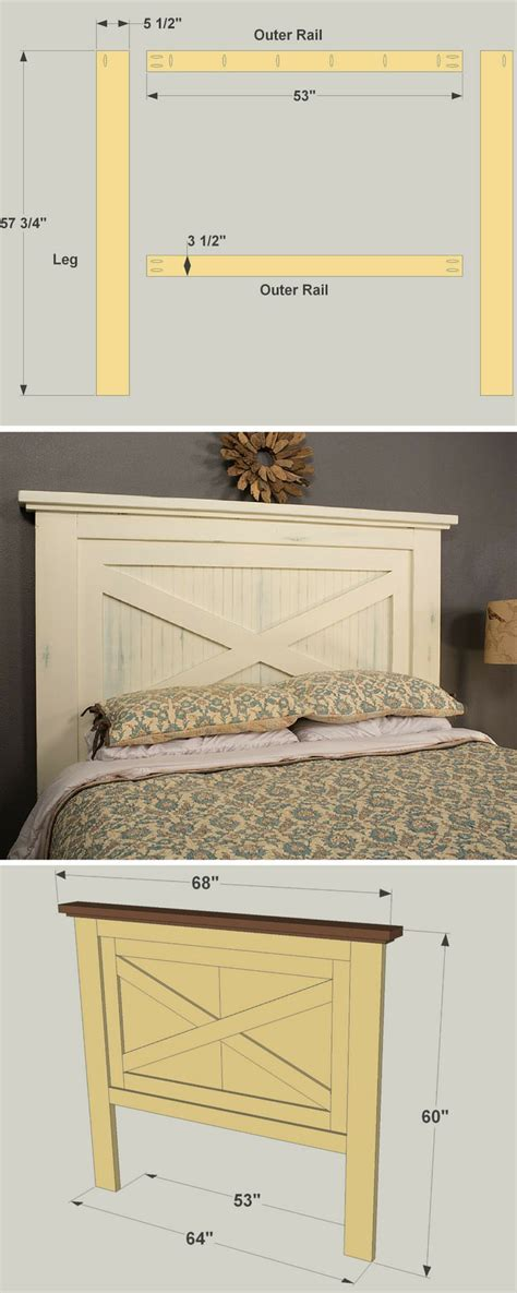 country style headboards best 25 country headboard ideas on rustic