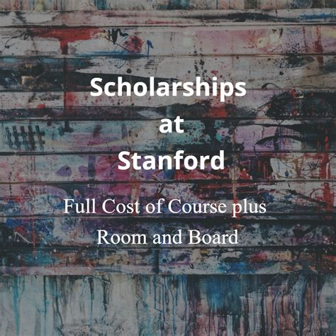Stanford Mba Fellowship Africa by Stanford Africa Mba Fellowship International Scholarships