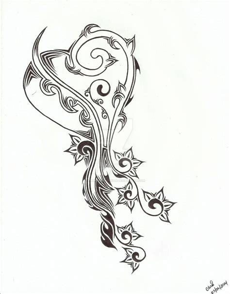 flower tribal tattoo designs 1000 images about alles on