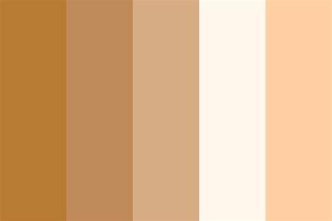 latte color caramel brulee latte color palette