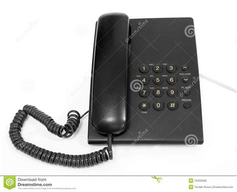 desk telephone royalty free stock photos image 10402948