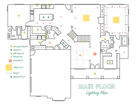 lighting floor plan love lake living the lighting plan