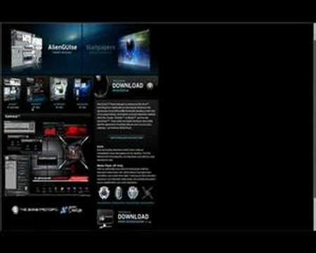 pc themes skins free download alienware desktop skins free download youtube