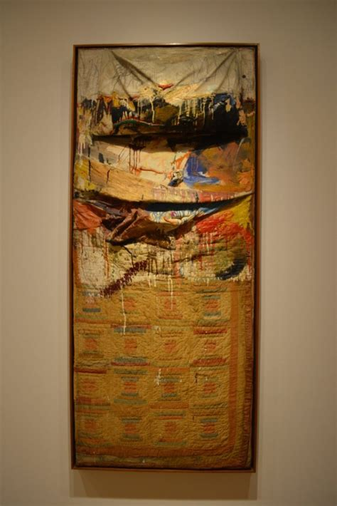 rauschenberg bed confessions of a cranky critic vasari21