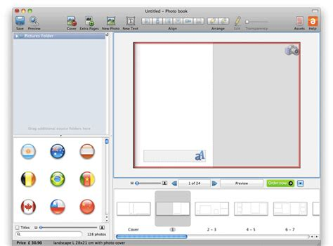book layout software mac free albelli editor software for mac review