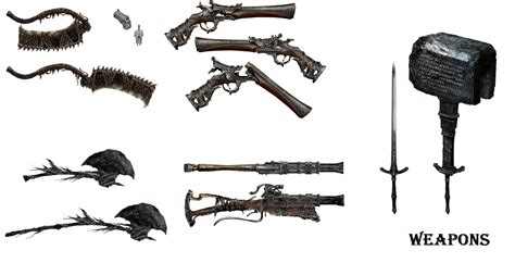 design doll weapons the static sequel less innovation and more fun please