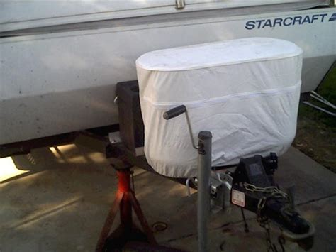 Tank Cover March dual propane tank cover popupbackpacker