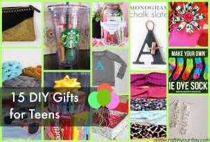 Diy gifts for teens a little craft in your daya little craft in your