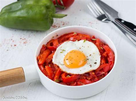 recette cuisine basque recettes de piperade et pays basque