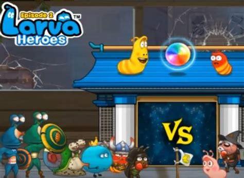 download mod game larva heroes larva heroes pvp online mod apk android free download