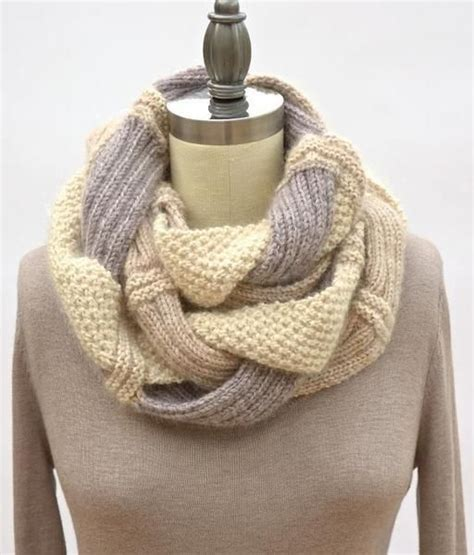 challah infinity scarf free pattern the world s catalog of ideas