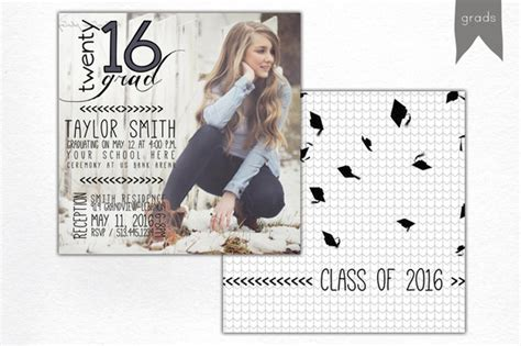 templates for graduation announcements graduation announcement template card templates on