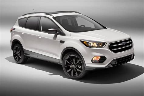 Ford Explorer 2016 Interior 2017 Ford Escape Gets Sport Appearance Package Usa
