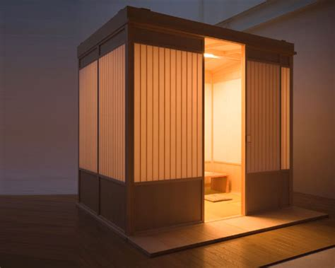 room in a box new japanese export quot hako ie quot or room in a box