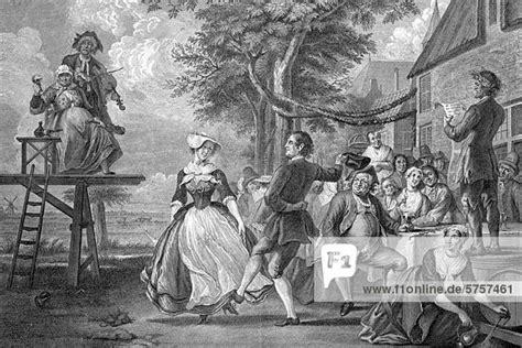 Hochzeit 18 Jahrhundert cloris und rosettens hochzeit holl 228 ndischer kupferstich