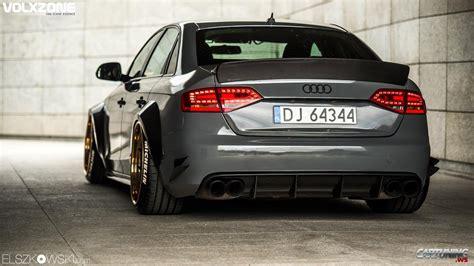 Audi A4 Dtm by Stanced Audi A4 Dtm B8 Rear