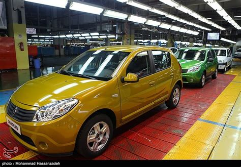 40 Increase In Iran S 9 Month Car Production