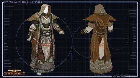 Wars The Republic Master Khoris Robe