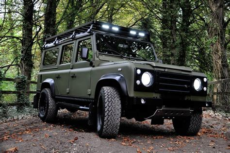Build A Land Rover the best land rover defender custom builds columnm