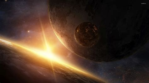 little space wallpaper fire on the small planet wallpaper space wallpapers 51012