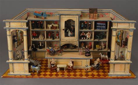 Fabulous Toy Store Roombox From Carmel Doll Shop