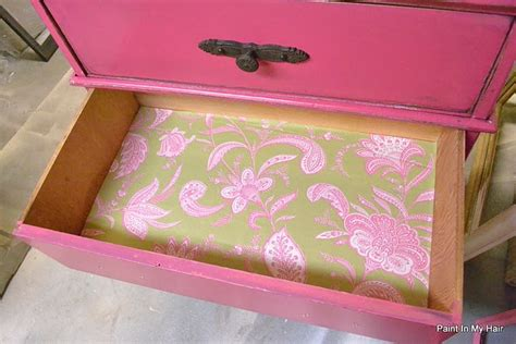 how to line your drawers with fabric bedroom