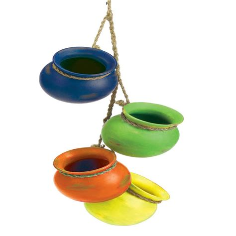 hanging pot fiesta hanging pots wholesale at koehler home decor