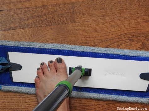 how to clean hardwood floors using only water seeing dandy