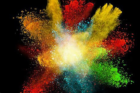 what does the colors abstract colors wallpapers desktop phone tablet