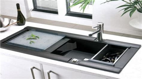 Kitchen Sinks And Faucet Designs Modern Kitchen Sink Deals With Awesome Impression Comfortable Layout Kitchen Interior Design
