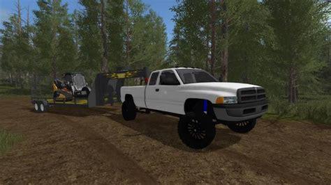 second dodge cummins for fs 17 farming simulator
