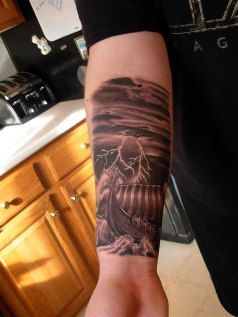 viking ship tattoo best 20 viking ship ideas on viking