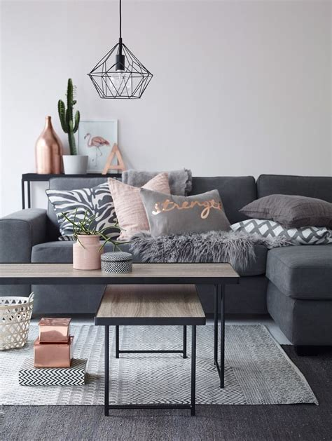 grey and pink sofa how to decorate with blush pink decoholic