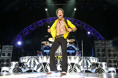 david lee roth tattoo review halen at jiffy lube live in bristow va