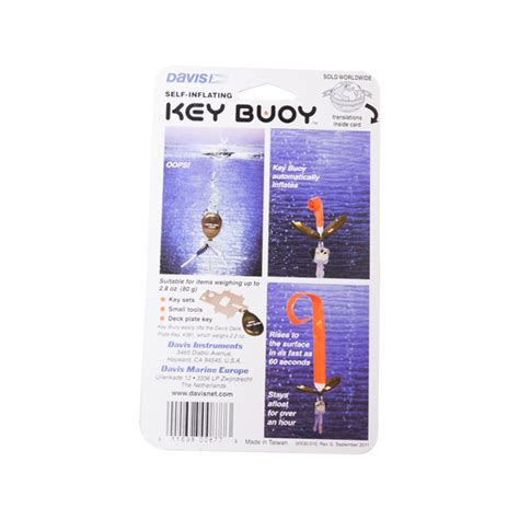 boat key buoy key buoy self inflating key ring float your boat