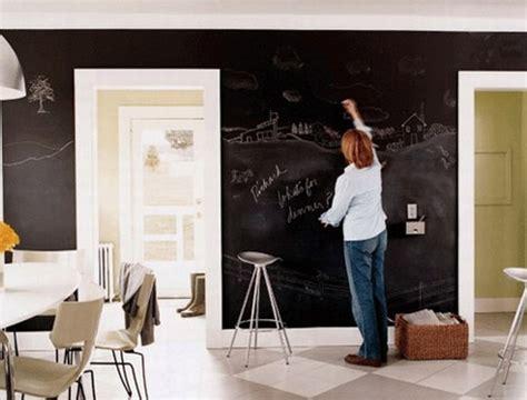 Chalkboard Paint Ideas Kitchen dry erase diy slate black paint for full wall chalk boards