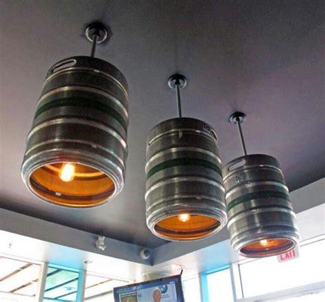 Mini Keg Lamp by Keg Lights Lampshades Pinterest