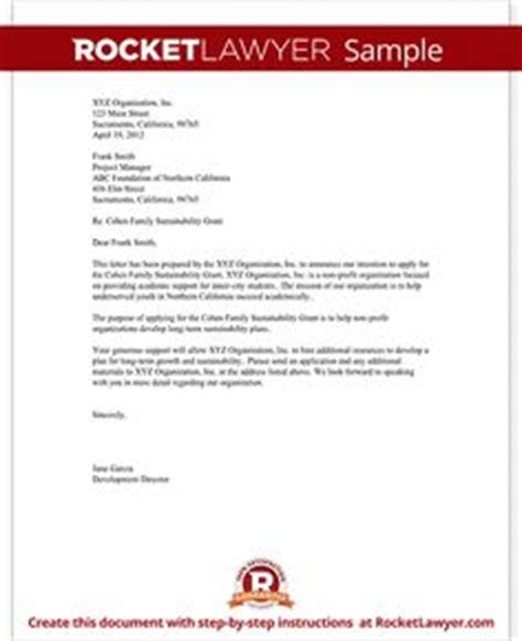 Letter Of Collaboration 1000 Images About Grants On Grant Writing Non Profit And Fundraising