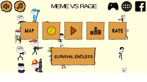 Meme Vs Rage - meme vs rage mod android offline mods