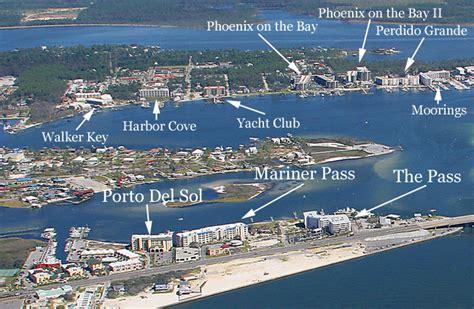 key west boats daphne al orange beach al boat access condos image map search