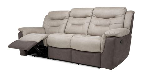 dfs leather recliner sofas dfs 2 seater recliner sofas memsaheb net