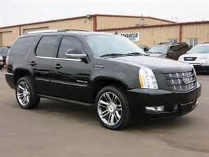 2013 Cadillac Escalade Premium Cadillac Jackson Michigan