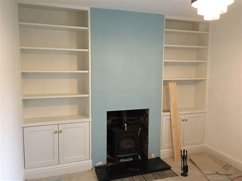Fitted shelving, cupboards and flooring   P D Carpentry