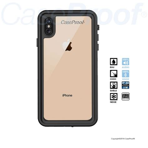 is iphone xs max waterproof new waterproof shockproof for iphone xs max 360 176 optimal protection