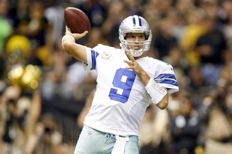 And Tony Romo by Cowboys Tony Romo S Back Again