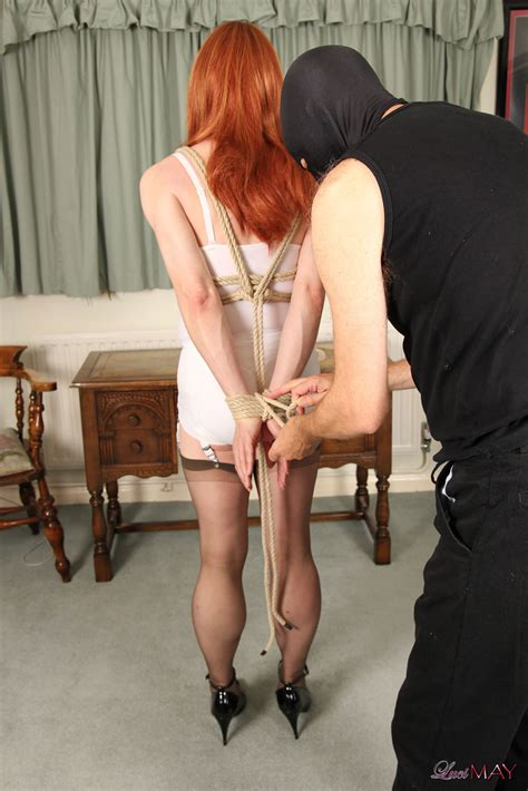 stories by ann browning crossdressed kinky bondage with british crossdresser luci may