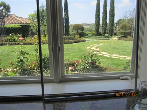 Backyard Window by Custom Made High Quality Window Screens And Screen Doors